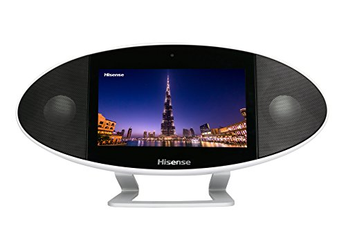Hisense MA-327 Portable Media Center (Android 4.4, WiFi, Bluetooth, Internet Radio, HDMI, MicroSD)