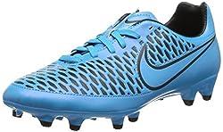 Nike Magista Onda FG, Fußballschuhe, Turquoise Blue/Turquoise Black/Black, EU 44.5 (US 10.5)