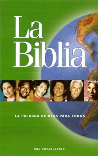De Palabra Todos Para Dios (La Biblia: La Palabra de Dios para Todos (Spanish Edition) (2005-09-01))