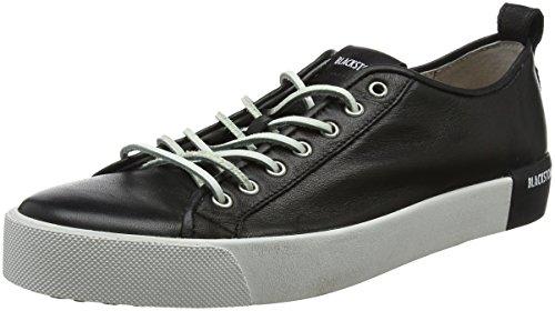 Blackstone Herren PM66 Hohe Sneaker, Schwarz (Black Blk), 42 EU
