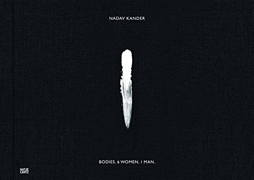 Nadav Kander: Bodies 6 Women 1 Man por Nadav Kander