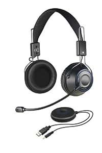 Creative HS-1200 X-Fi Digital Wireless Gaming Headset, schwarz