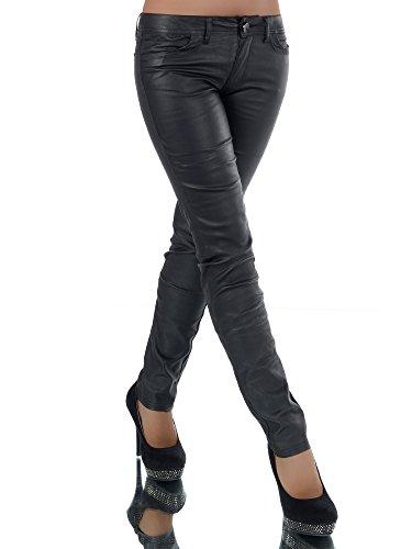 l852-damen-jeans-hose-lederimitat-damenjeans-lederlook-gerades-bein-leder-optik-farbenschwarzgrossen