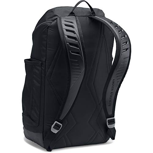 Under Armour Undeniable 3.0 Backpack, Black/Black, One Size Image 4
