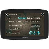 TomTom GO Professional 6250GPS-Fahrzeug Schwarz