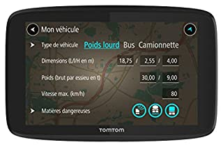 TomTom GO Professional 6250 (6 Pouces) - GPS Poids Lourds - Cartographie Europe 48 et Trafic à Vie (via carte SIM Incluse) (B0719BB9M3) | Amazon price tracker / tracking, Amazon price history charts, Amazon price watches, Amazon price drop alerts