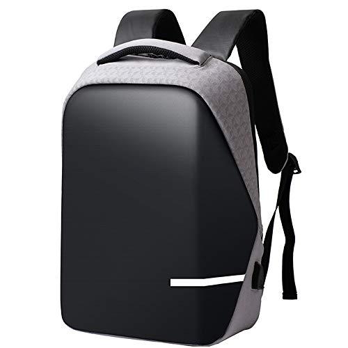 sack Multifunktions-USB-Business-Computer Tasche Mit Großer Kapazität Oxford Tuch, Wasserdichtes Gewebe, Gray ()
