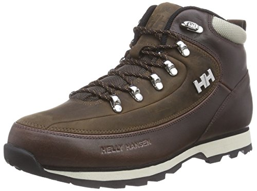 Helly Hansen The Forester Scarpe sportive outdoor, Uomo, Marrone (708 Coffe Bean/Bushwacker /), 44
