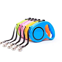 Generic Pink, 3m : Pet Belt For Dogs Accessories 3m Automatic Retractable Dog Leash Pets Products For Animal ENA011