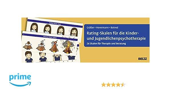 Rating-Skalen für die Kinder- und Jugendlichenpsychotherapie: 26 ...