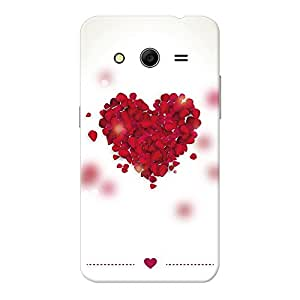 INKIF Egypt Paintings Designer Case Printed Mobile Back Cover for Samsung Galaxy Core Prime (Red)