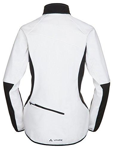 VAUDE Damen Softshelljacke Resca, 4803 White