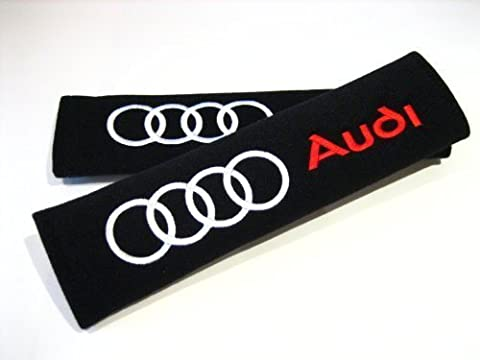 AUD AUDI Seat Belt Pads for Audi