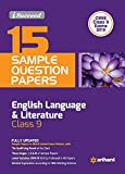 15 Sample Question Papers English Language & Literature Class 9th CBSE