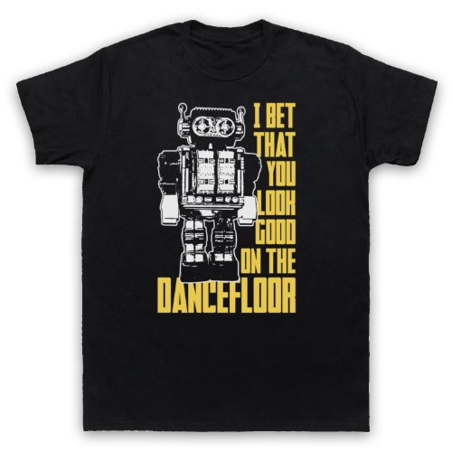 Arctic Monkeys I Bet That You Look Good On The Dance Floor Mens T-Shirt