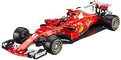 Bburago 15616805K 1:18 Ferrari SF17-T 7 Kimi Räikkönen von Bburago