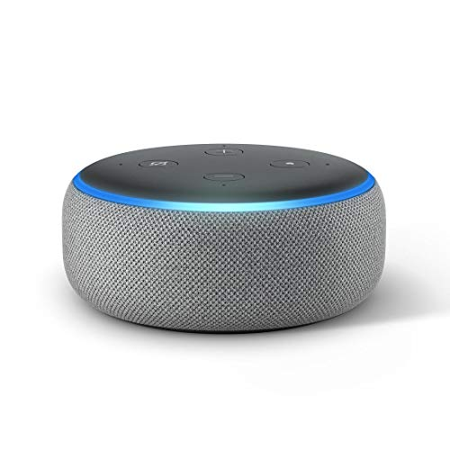 Amazon Echo Dot 3rd Gen Smart Assistant (Grey)