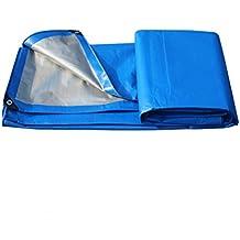 Panno impermeabile in tela cerata Protezione solare in plastica per esterni Panno antipolvere e impermeabile per esterni resistente al calore, facile da ripiegare, spessore 0,32 mm, -200 g / m2, 13 Opzioni dimensioni