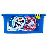 Dash 30 Pods 3in1 Primavera Detersivo Lavatrice in Monodosi, Formato da 30 Capsule