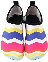 LanLan Zapatos de niños, Calzados/Zapatillas/Sandalias de niños Calcetines Tipo Playa para niños Calcetines Antideslizantes para la Piel Calzado Especial
