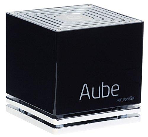 Aube ANS Purificateur d'air sans filtre, 4 W, Noir, 10 x 10 x 10 cm