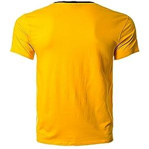 Star Trek Uniform T Shirt (Yellow)