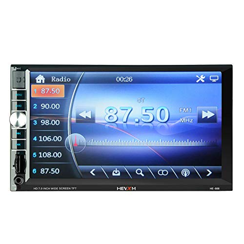 WWCAR 7-Zoll-HD-Auto Mp4 Player Handy Bluetooth-Freisprech-Dual Barren Mp5 Karte Maschine