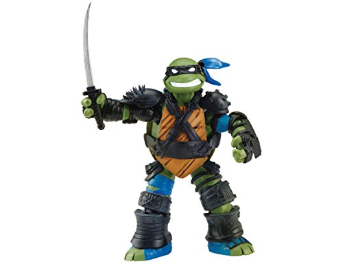 Turtles Ninja Super (Teenage Mutant Ninja Turtles Super Ninja Leonardo Turtles Action)