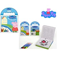 Peppa Pig Carry Along Colouring
