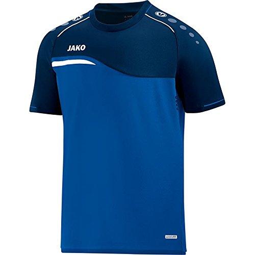 JAKO Herren T-Shirt Competition 2.0, royal/Marine, 4XL