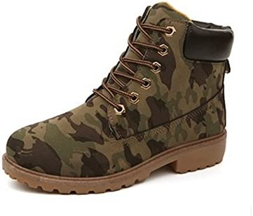 chnhira corto lucha contra chelsea Retro de encaje Martin botas de tobillo trabajo senderismo Trail zapatos de...