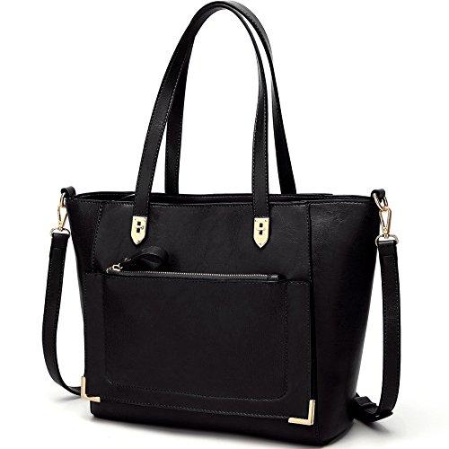 TcIFE Handtasche Groß Damen Handtaschen Für Frauen Umhängetasche Taschen (Handtasche Große)