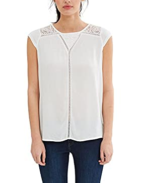 ESPRIT Collection 037eo1k012, Camiseta para Mujer