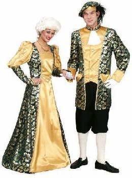 Kostüm Schlossherrin Baronin Baronesse Mittelalter (Kostüm Baronin)