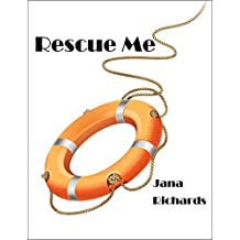 Rescue Me (The Victorian Mansion Series Book 1)