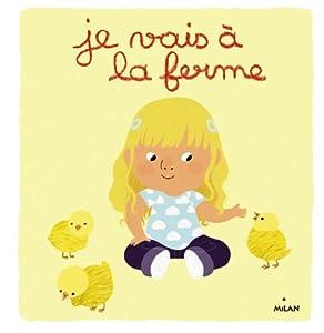 vignette de 'Je vais à la ferme (Amélie Graux)'