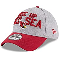 New Era NFL ARIZONA CARDINALS Authentic 39THIRTY Onstage Draft 2018 Stretch  Fit Cap 28ce2c5b1