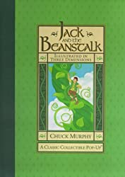 Jack and the Beanstalk (Classic Collectible Pop-Up) by Chuck Murphy (1998-10-01)