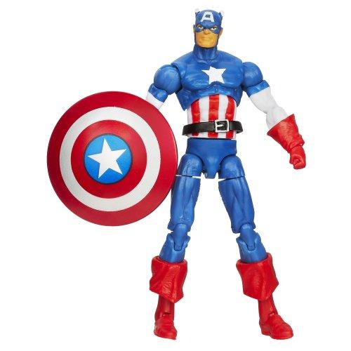 Marvel Avengers Infinite Series Captain America Action -