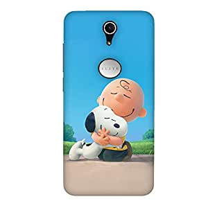 FASHEEN Premium Designer Soft Case Back Cover for Swipe Elite Plus
