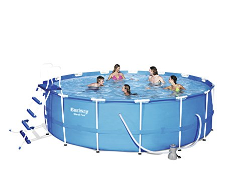 Bestway Frame Pool Steel Pro Set 457x122 cm