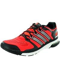 buy online 746b5 a5828 Adidas Adistar Boost ESM Uomo Scarpe 7 grigio scuro-metal-solari gialla che  funziona