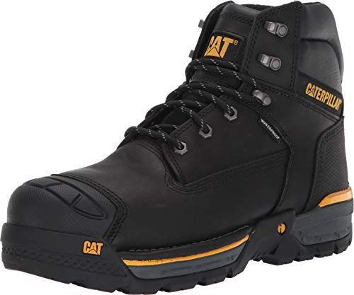 "Caterpillar Mens Excavator Lt 6"" Waterproof Composite Toe"