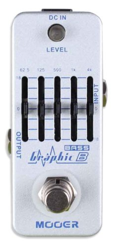 Mooer B 5-Band Equalizer Pedal