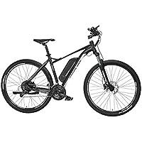 "FISCHER E-Bike MOUNTAINBIKE EM 1724, 29 Zoll, Hinterradmotor 48 V/422 Wh ""Powered by BAFANG"" und Shimano Deore-Schaltwerk"