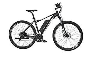 Fischer E-Bike Mountainbike EM 1724, 29 Zoll, Hinterradmotor 48 V/422 Wh Powered by BAFANG und Shimano Deore-Schaltwerk