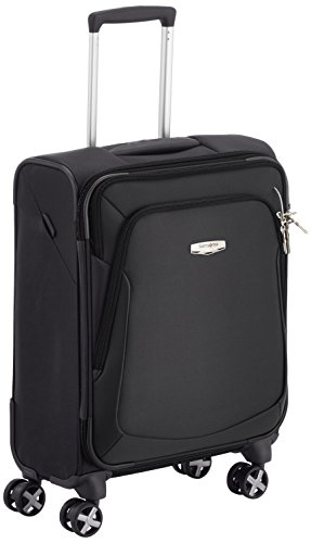 Samsonite - X'Blade 3.0 Spinner 55 cm Strict, Negro (GREY/BLACK)