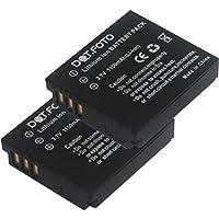Dot.Foto BP-41 batterie compatible pour Sigma caméra est faite avec des cellules Une prime de grade et est 100% compatible avec la batterie d'origine. Equipée d'une protection contre les courts-circuits et la surchauffe. Garantie: 2 ans
