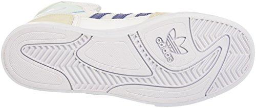 Adidas AQ4798, Scarpe alte da ginnastica Donna Bianco (Ftwwht/Suppur/Icemin)
