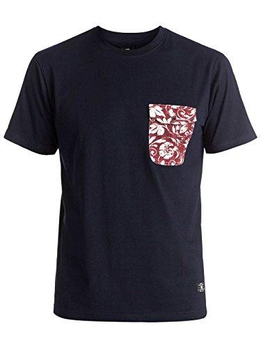Herren T-Shirt DC Owensboro T-Shirt Dark Indigo